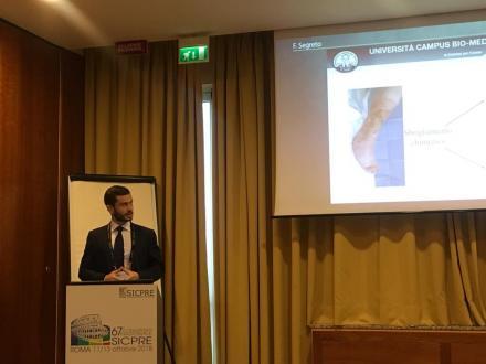 Tecniche di medicina rigenerativa al Congresso SICPRE 2018
